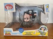 Disney Store Pixar Toy Story Remote Control Robot Baby Face Figure Sid Spider