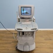 Siemens Sequoia 512 Ultrasound System With 3 Probes