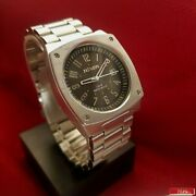 Nixon The Lock Down Grey 100m 3-hand Japanese Movement And Light [4d]