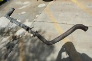 2003-2007 Ford F350sd F250sd Oem 6.0 Diesel 3in Down Pipe To 4in Exhaust Pipe