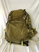 So Tech Mission Medical Pack Aid Bag Medium Ruck Assault Pack Coyote Brown
