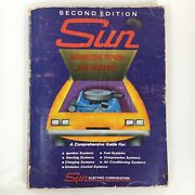 Sun Automotive Testing And Diagnosis Second Edition Vintage 1977 Ignition Fuel