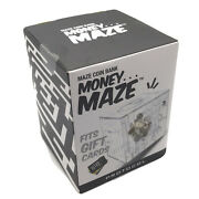 Protocol Money Maze Coin Bank Cash Or Gift Card Puzzle Box Gift New And Sealed