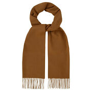 The Ultimate Luxury - Vicuna Scarf - Made In Italy