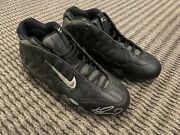 Ken Griffey Jr. Signed Cleats Uda Limited Edition 30/240 1999 Uda/psa Auth