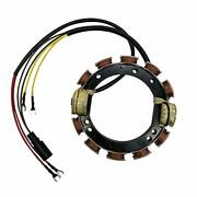 Jetunit Stator 9amp 4 Cyl For Johnson Evinrude 120hp-140hp 1988-2001