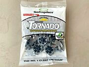 Tornado Softspikes Fast Twist 3.0 - Pack Of 18 Cleats - No.1 Cleat On Tour