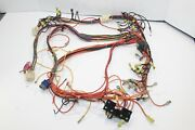 1998 Crownline Dash Panel Complete Wiring Harness