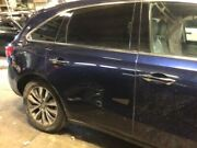 14 15 Acura Mdx Passenger Rear Side Door Electric W/rear Entertainment System