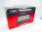 Vintage Timex Sinclair 1000 Computer Untested Fast Ship