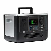 Solar Power Generator Supply Camping Tool Emergency Appliances Electrical Source