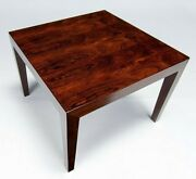Charming Rosewood Coffee Table By Severin Hansen Danish Vintage Furniture 1950and039s