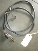 Suzuki Outboard 6ft Round Black Plug Style Rigging Harness Extension