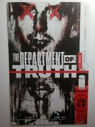 Image Comics Department Of Truth 1- Lee Harvey Oswald Variant Cover-unread- Nm