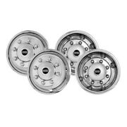 Pacific Dual 37-1950w Liner - 19.5 Back 8 Lug For International / Freightliner
