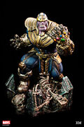 Xm Studios - Marvel Comics Thanos Stand-alone Collectibles Statue New