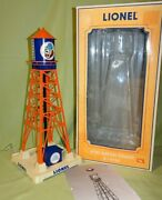 Lionel 14154 Lenny Lion 193 Industrial Water Tower With Flashing Beacon 2001-02