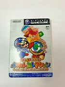 Nintendo Game Cube Puzzle Collection Games Jp Region Code Ntsc-j