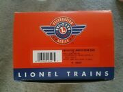 Lionel Executive Inspection Car 6-18447 This Is The Red And White Re-issue
