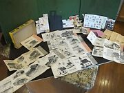 Vintage Faller B-series Direction Instructions And Decals Lot