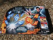 New Avatar The Last Airbender The Ultimate Airmaster Exploding Targets Game