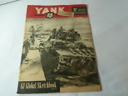 Vintage Yank The Army Weekly Magazine July 1944