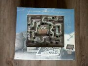 Circa Classics Grizzly Creek Wooden Maze Ball Board Game - Nib