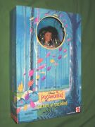 Disney's Pocahontas Feathers In The Wind 1996 Special Edition Barbie New Nib