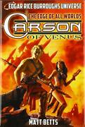 Carson Of Venus The Edge Of All Worlds Edgar Rice Burroughs Universe By Beandhellip