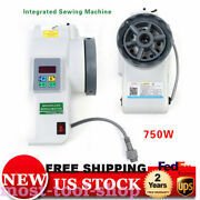 Industrial Sewing Machine Integrated Servo Motor 750w 110v For Toyota Brother