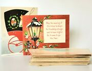 Postcards Greetings Cards Lot Christmas Birthday Valentine Easter Antique Vtg