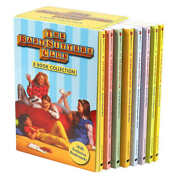 Babysitters Club 8 Book Box Set Collection Fast Free Shipping