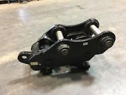 New Hydraulic Quick Coupler For A Case Cx57