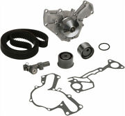 Engine Timing Belt Kit With Wate Fits 1991-1999 Mitsubishi 3000gt Diamante Gate