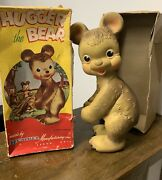 Vintage Rubber Toy By Rempel Mfg. Inc Made In Usa Akron, Oh 1930