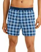Hanes Menand039s Woven Boxers 6-pack