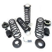 Air Spring To Coil Spring Conversion Kit-new Front Rear Fits 03-05 Range Rover