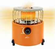 Apg Portable 2 In 1 Camping Stove Gas Heater Outdoor Warmer Propane Butane Tent
