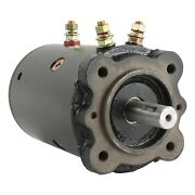 New Winch Motor For Ramsey Tulsa Liftmore Hd Replacement Prestolite Mbj4201
