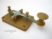 Morse Telegraph Straight Key From Ussr