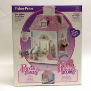 Fisher-price Precious Places Blue Ribbon Pony Stable