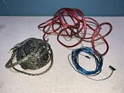 Car Amplifier Cable 8 Gauge With Rca Cable And Remote Wire Used