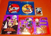 Used Dvd My Hero Academia Phase Part 39-50 Story Box Limit With Benefits North