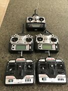Lots Of 2.4ghz Radio Remote Control Transmitter