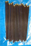 Ford 332-352-360-390-406-410-427-428 And039longand039 Chro-moly Pushrods