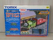 Nscale Percy The Small Engine Starter Set Model Train Thomas And Friends