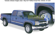 Oe Style Fender Flares 4pc Set Oe Matte Black For 2008-10 Ford F-250/f-350 Sd
