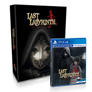 Last Labyrinth Collector's Edition Limited 1500 Only Ps4 - Preorder