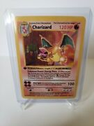 🧨selling Quick 🔥🔥charizard 1st Edition Shadowless Base Set 4/102 Proxy Card