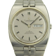Omega Constellation Chronometer Automatic Day/date Menand039s Watch Wl27343